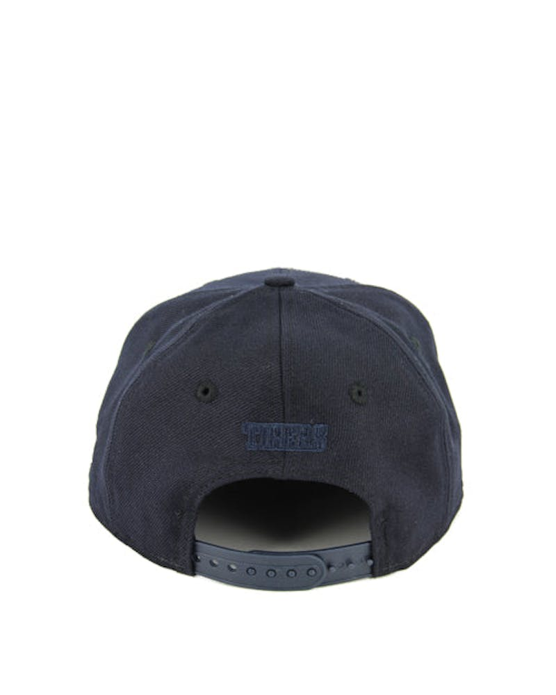 Tigers Youth Snapback Navy/white