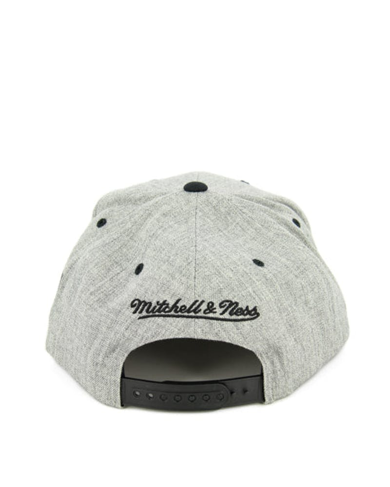 Nets Team Usa Snapback Heather Grey/bl