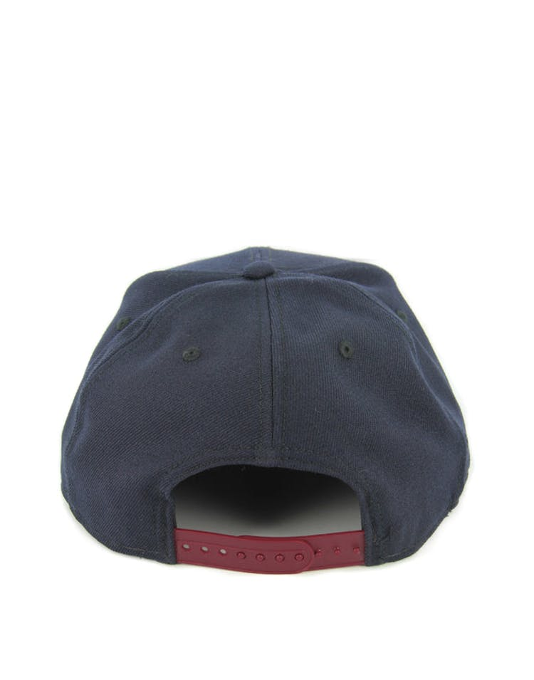 Pirates Original Fit Snapback Navy/cardinal