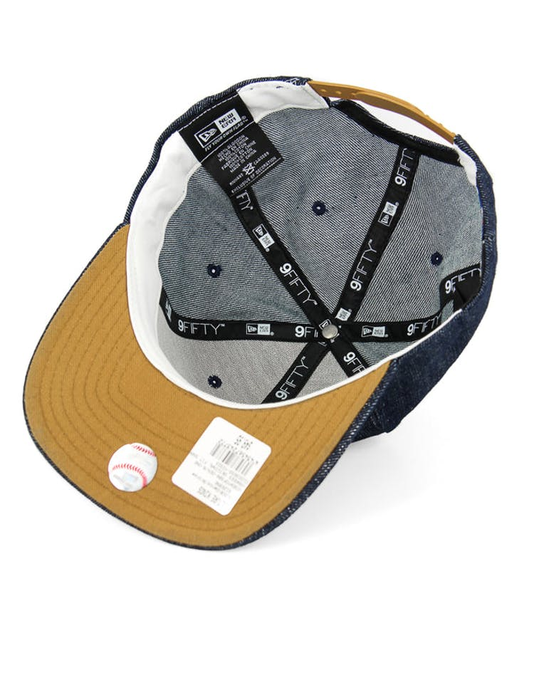 Yankees Original Fit Snapback Denim/bronze