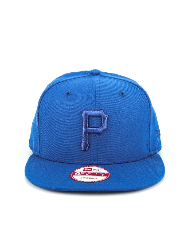 Pittsburgh Pirates Snapback 3 Royal