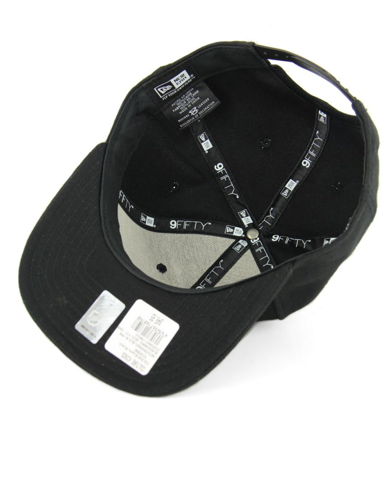 Blackhawks Orig.fit Snapback Black/black