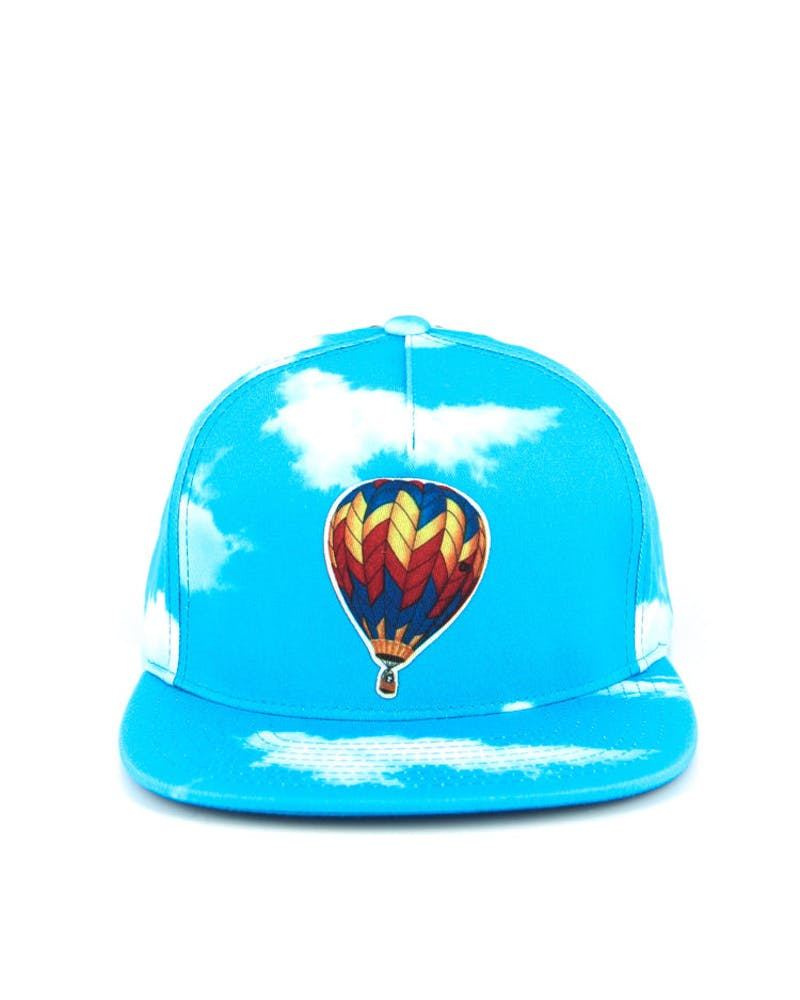 Balloon Kitty Snapback Royal