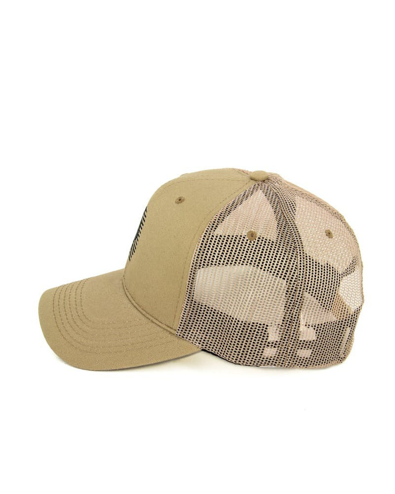 Last Kings OG Tut Trucker Tan
