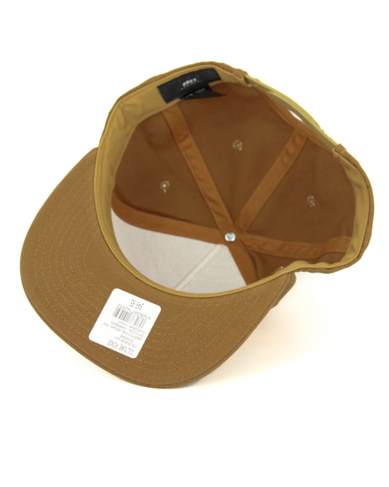 Official Snapback Brown