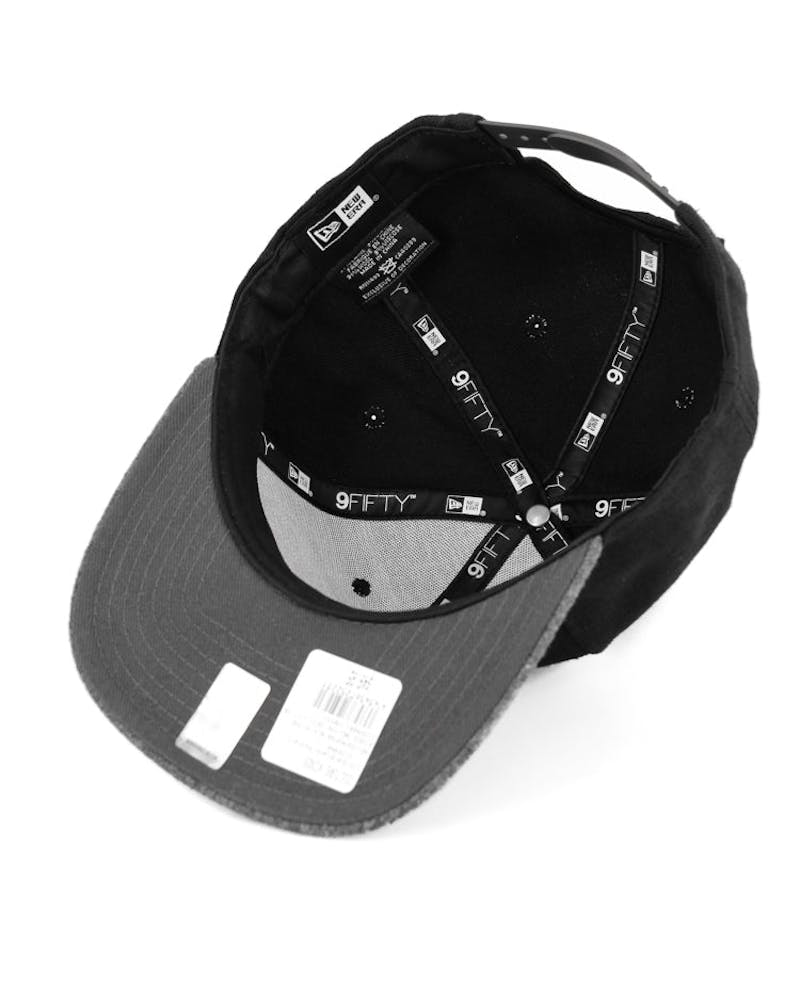 Kings Melton Orig.fit Snapback Black/asphalt