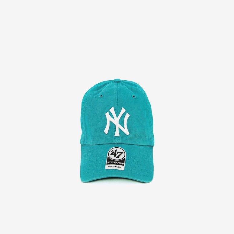 Yankees Clean up Strapback Blue