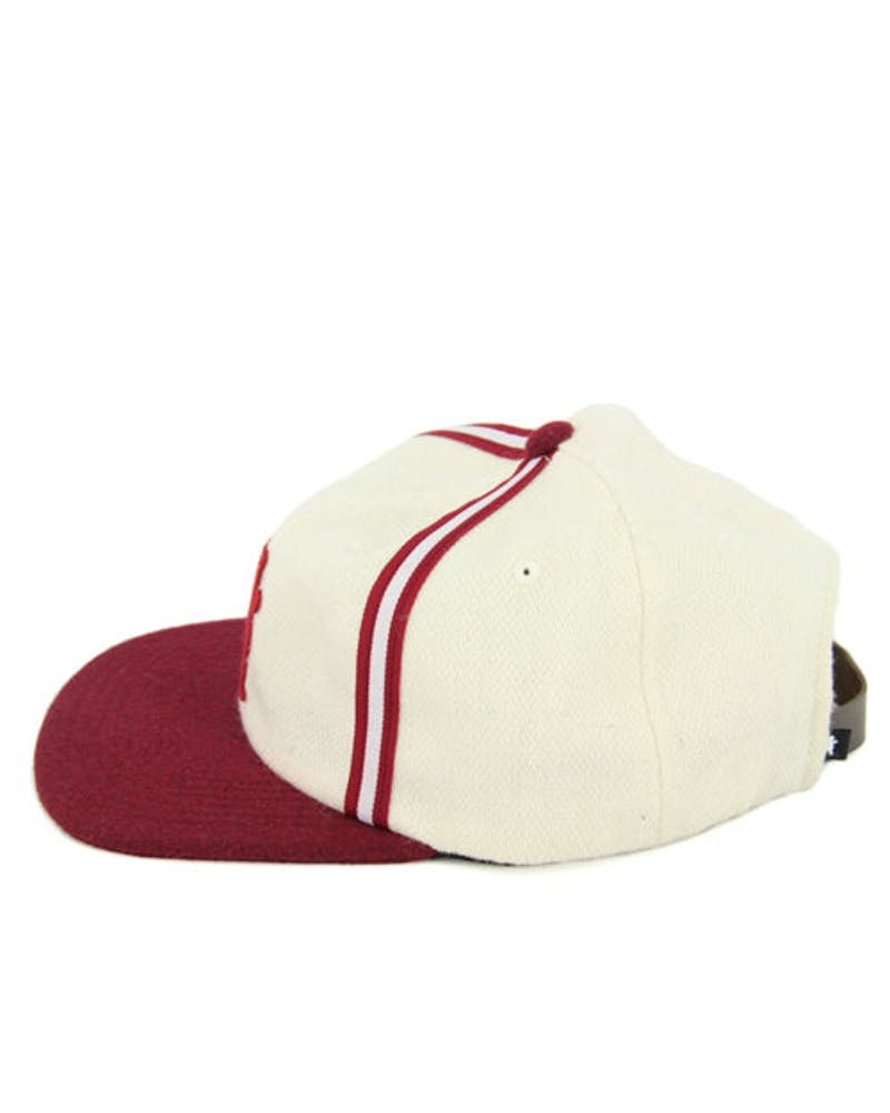 Hall of Fame Strapback White