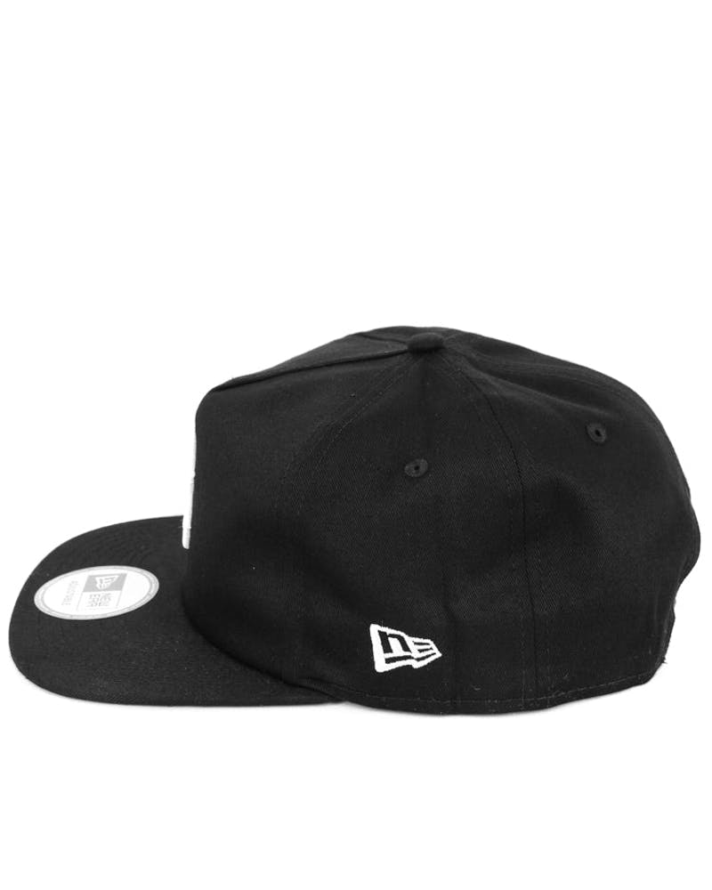 Red Sox Old Golfer Snapback Black/white