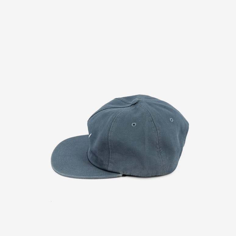 c27319d7f40 Huf Washed Script Snapback Slate – Culture Kings US