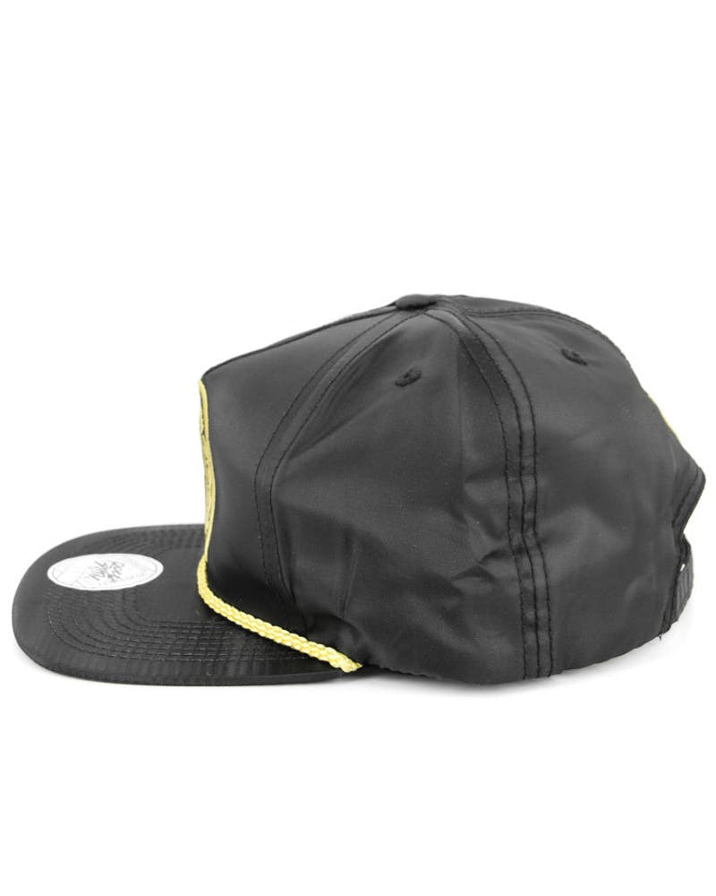 Mercedes Star Strapback Black