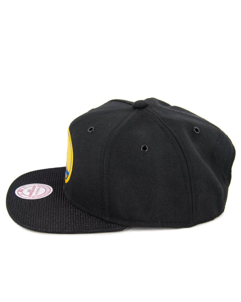 Warriors Carat Snapback Black