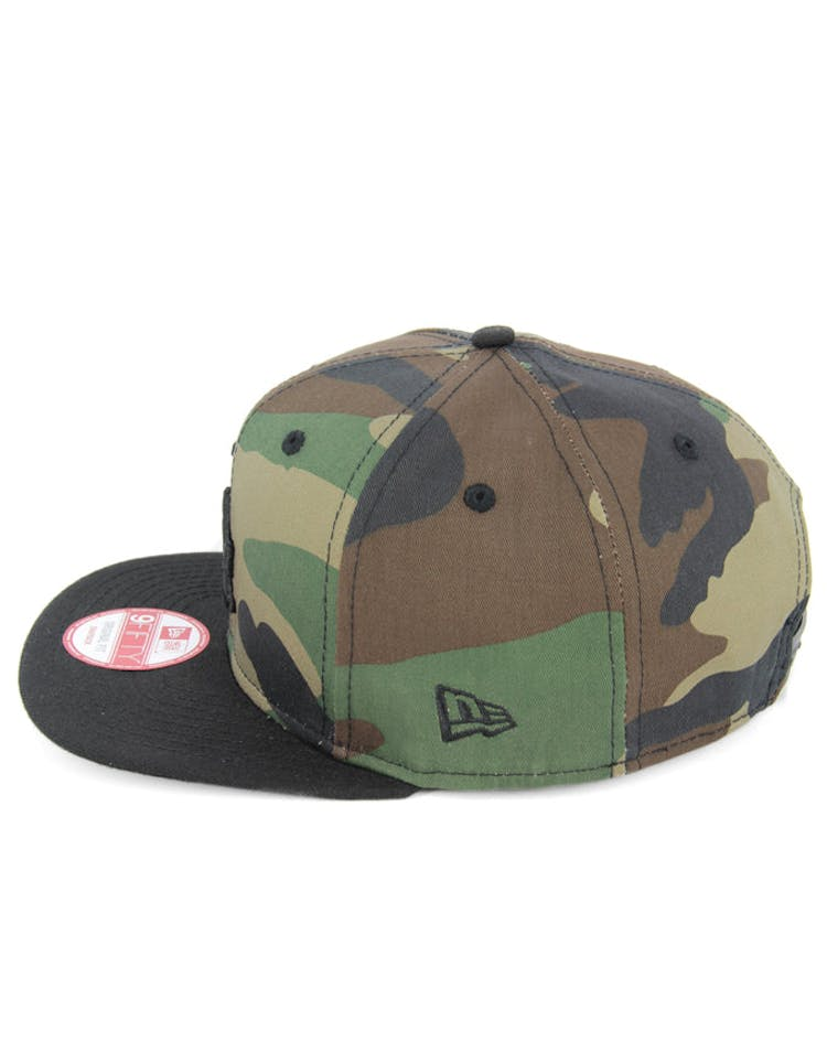 Dodgers Original Fit Snapback Camo/black
