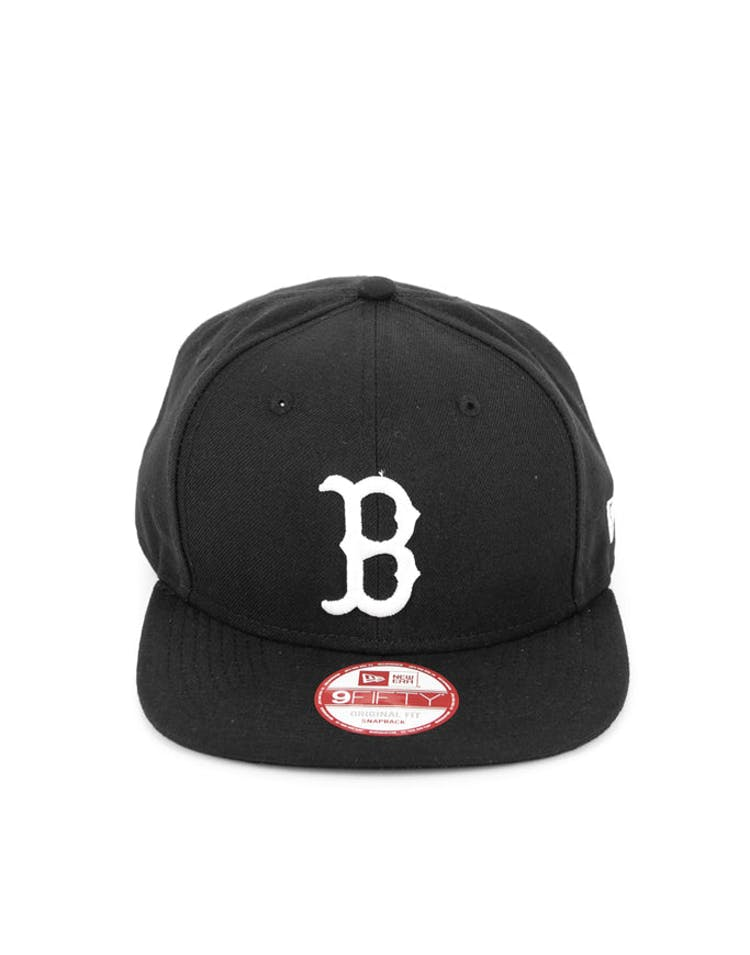 Red Sox Original Fit Snapback Black/white