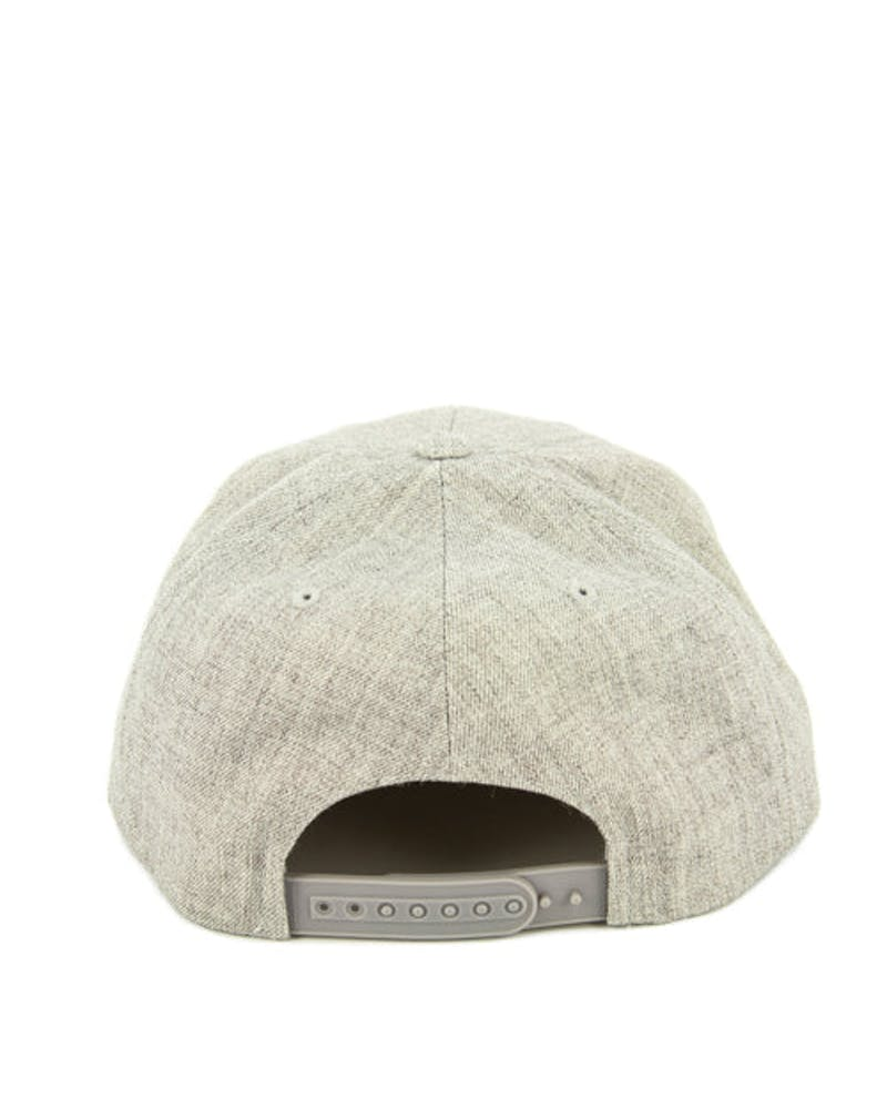 Wheeler Snap Back Light Grey