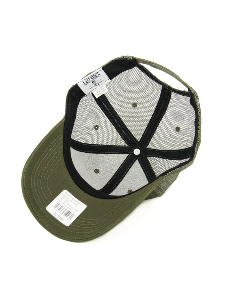 Last Kings OG Tut Trucker Olive
