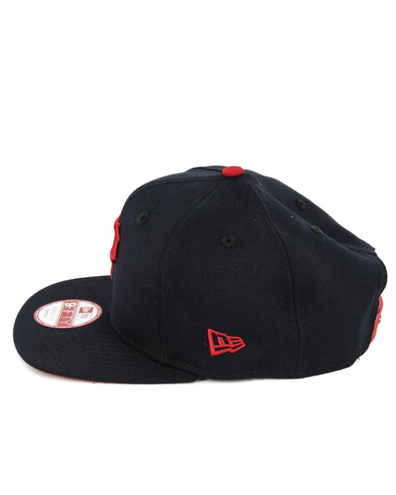 Pirates Original Fit Snapback Navy/scarlet