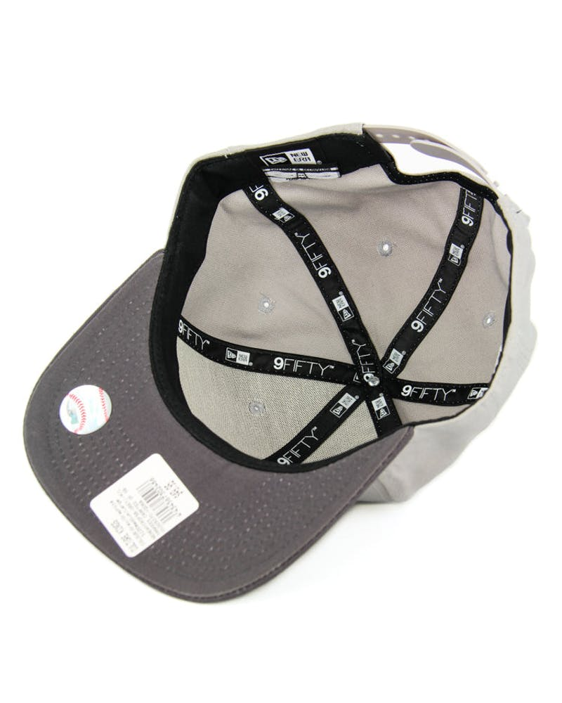 New Era Yankees Crafted of Snapback Grey/graphite