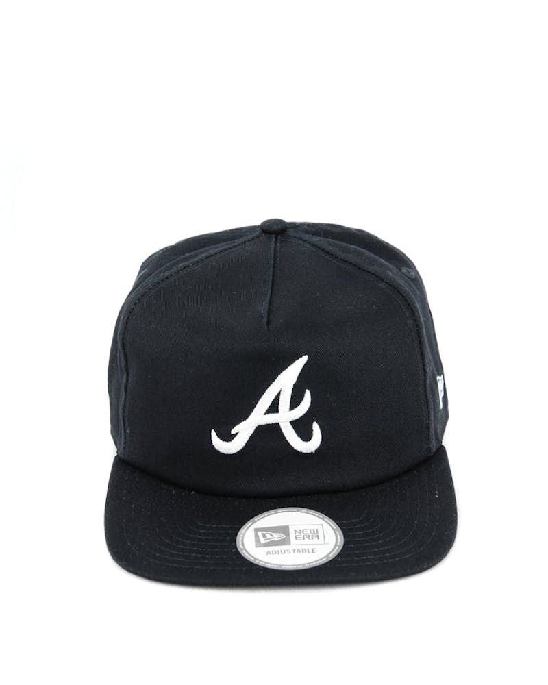 Braves Old Golfer Snapback Navy/white