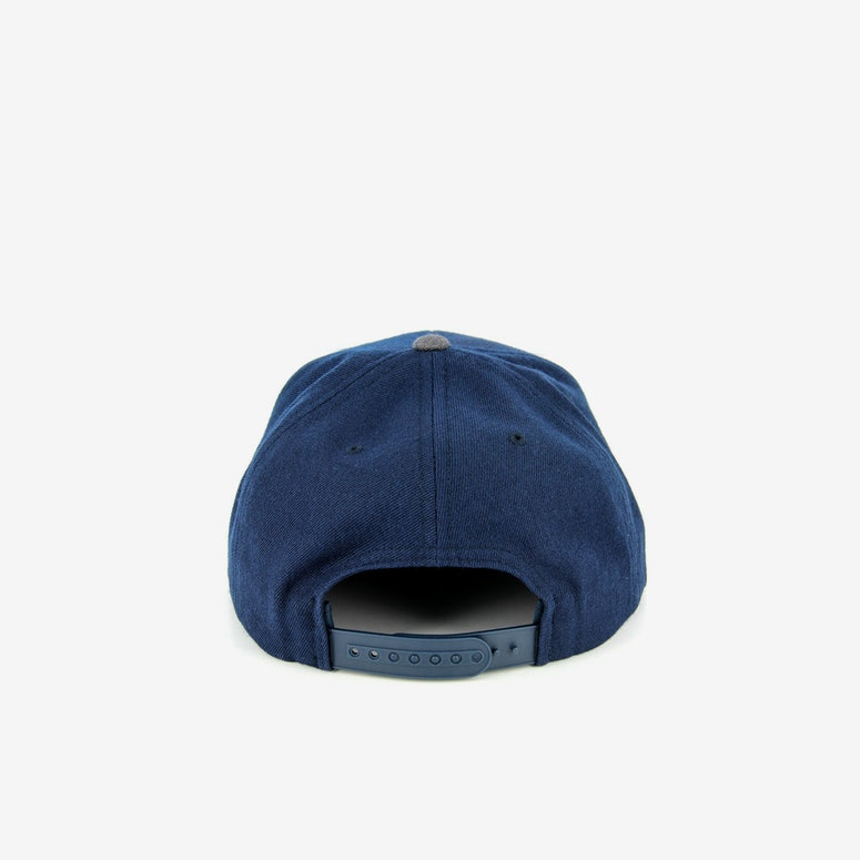 Wheeler Snap Back Navy/charcoal