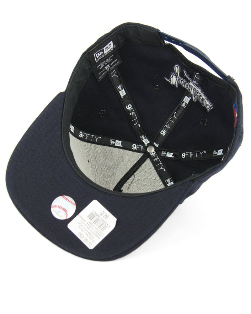 New Era Yankees CK 940 A-Frame Snapback Navy/white