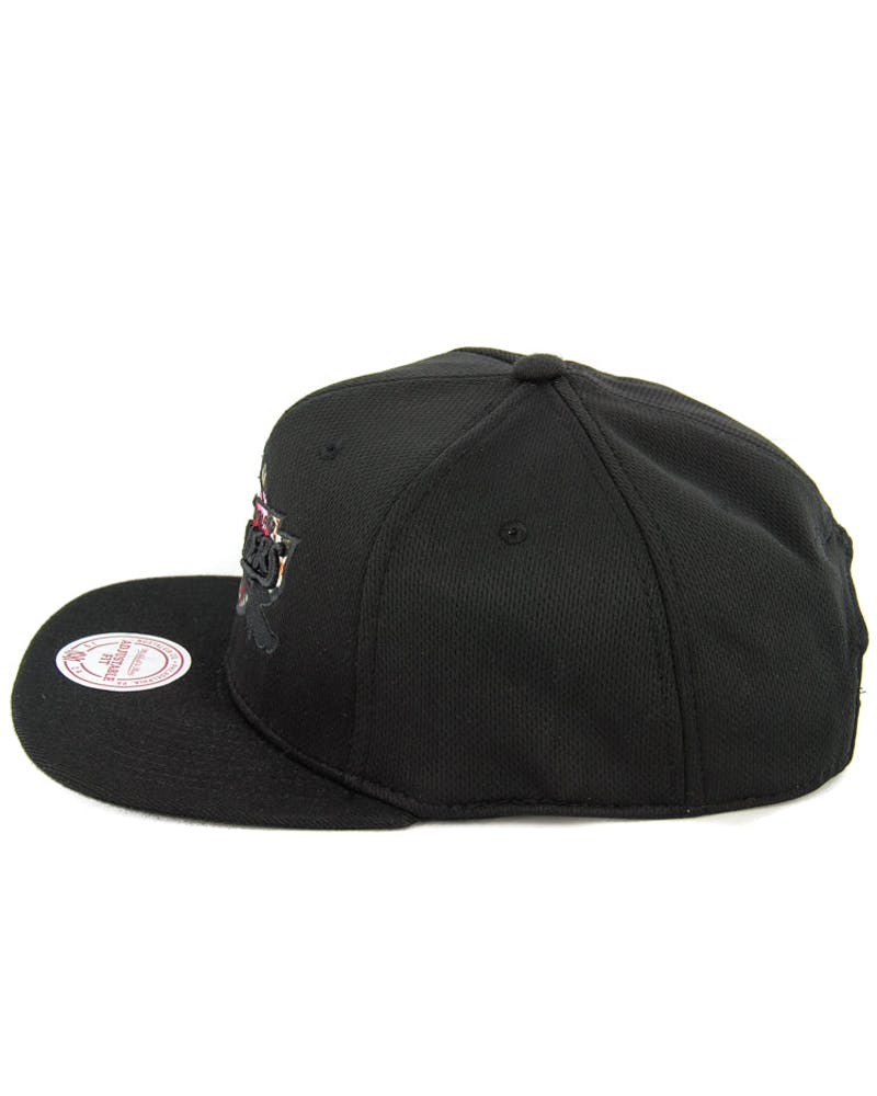 Cavaliers Floral Infill Snapback Black/floral