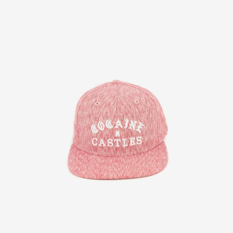 Cocaine Castles Snapback Red