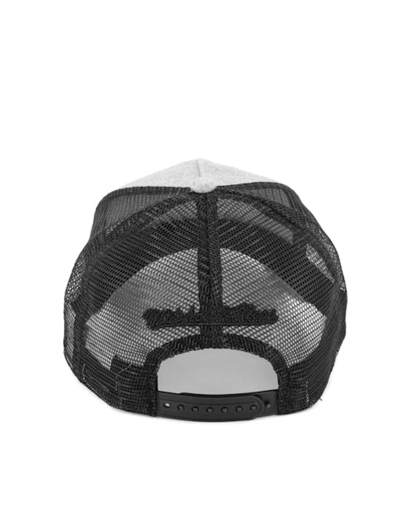 Toronto Mesh Trucker Grey/black