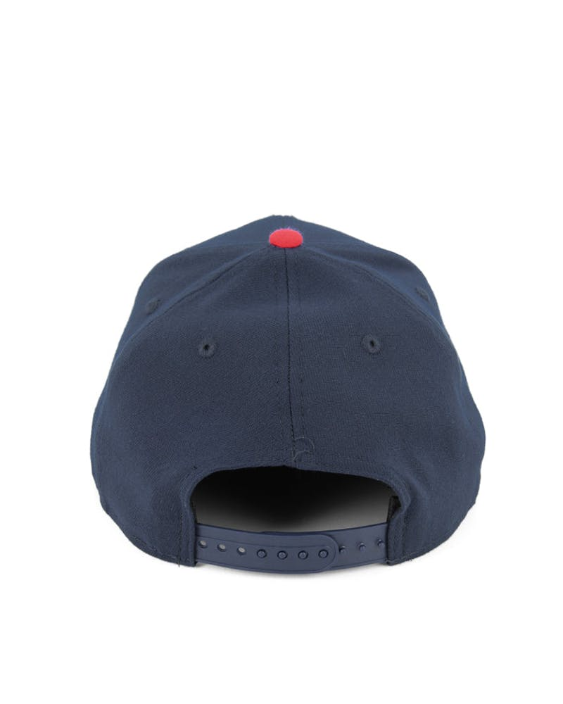 Patriots Original Fit Snapback Navy/red