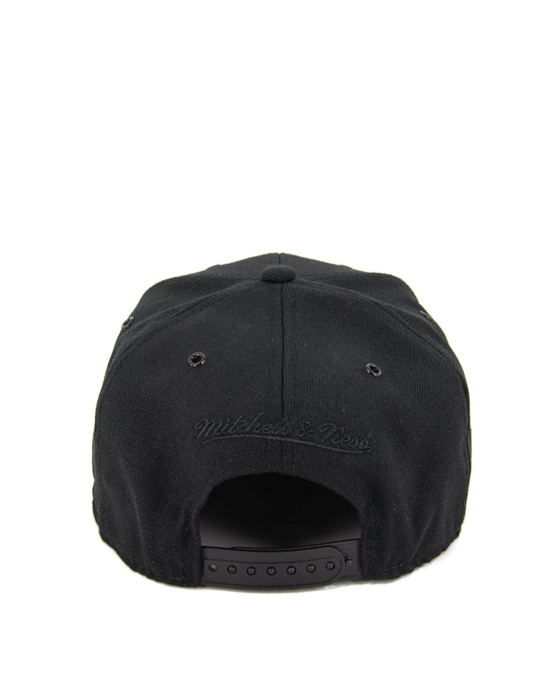 Clippers Carat Snapback Black