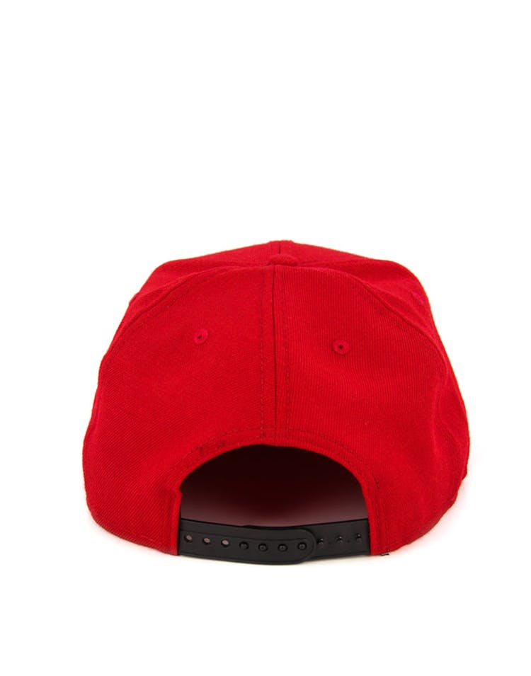 49ers Original Fit Snapback Red