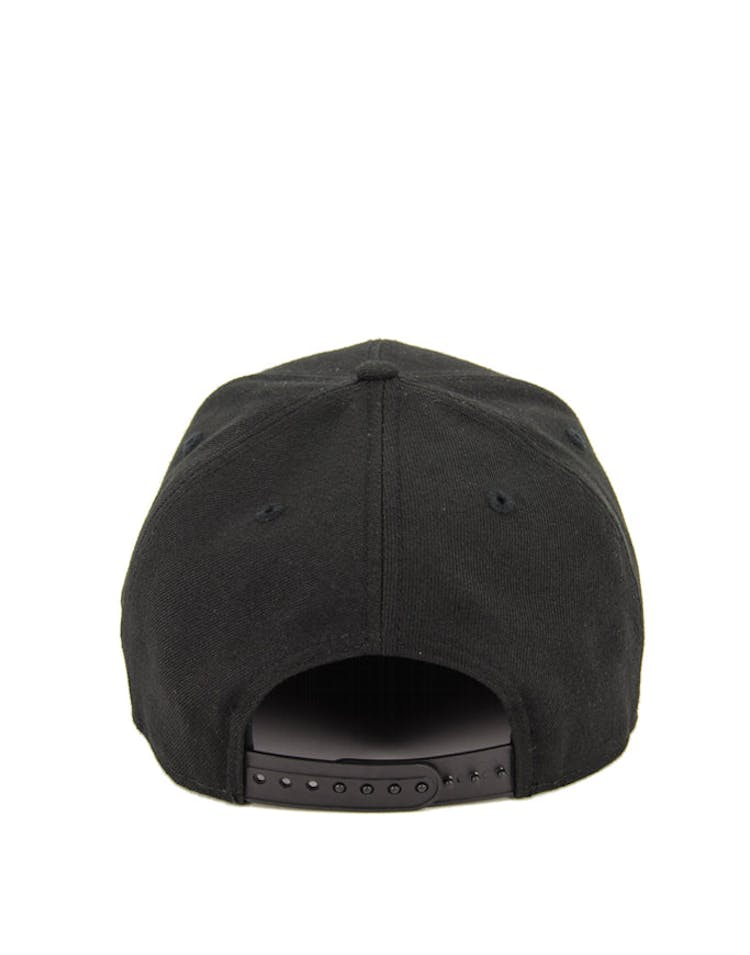 Braves Original Fit Snapback Black/tan/white