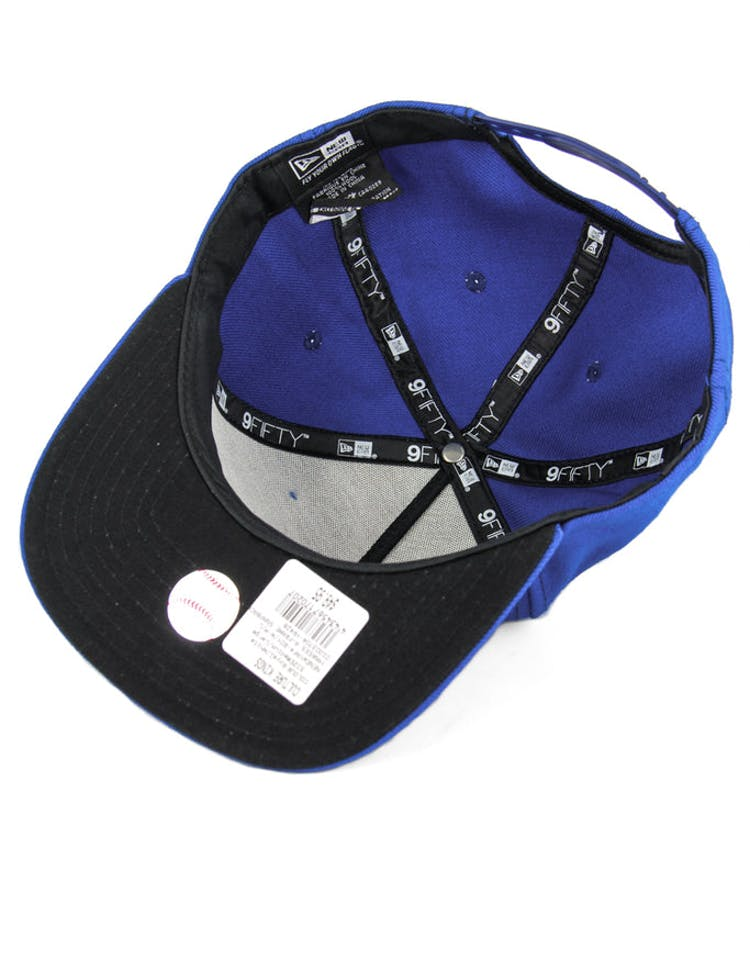 New Era Braves CK 940 A-Frame Snapback Royal/white