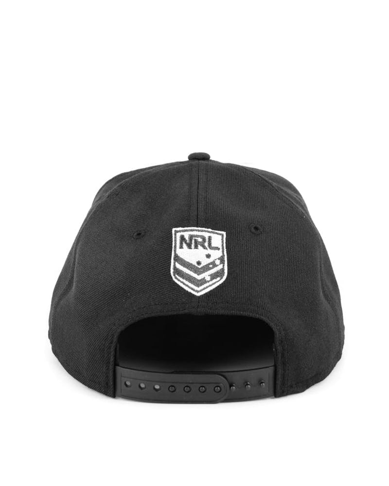 New Zealand Warriors Snapback Black/white