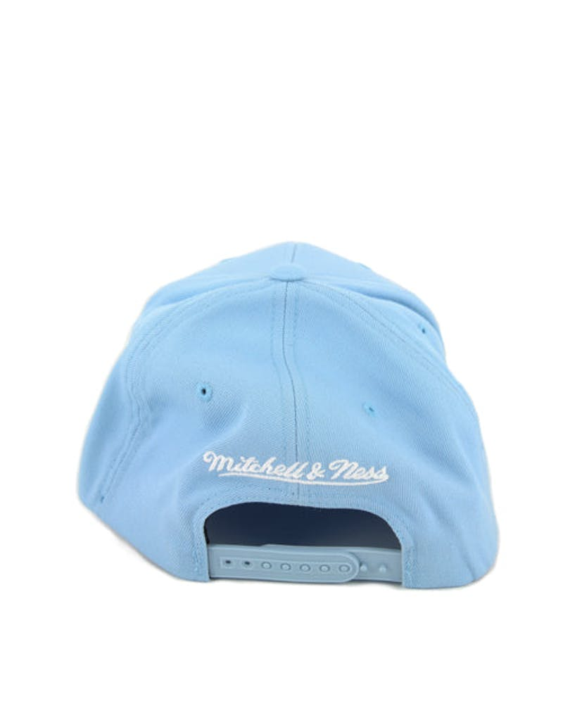 Arch Logo 110 Curved Brim Blue/white