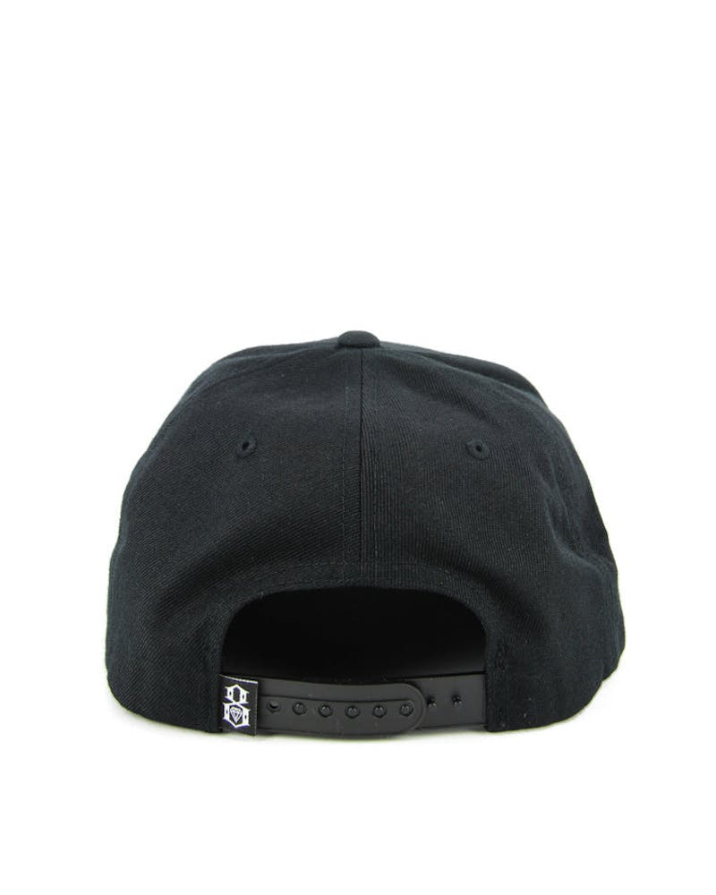 Killa Kollage Snapback Black/grey