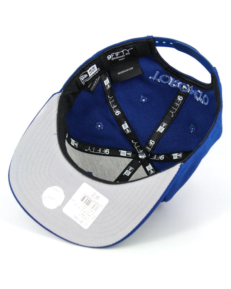 Blue Jays Orig. Fit Snapback Royal