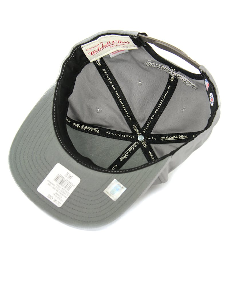 Clippers Milo Snapback Grey