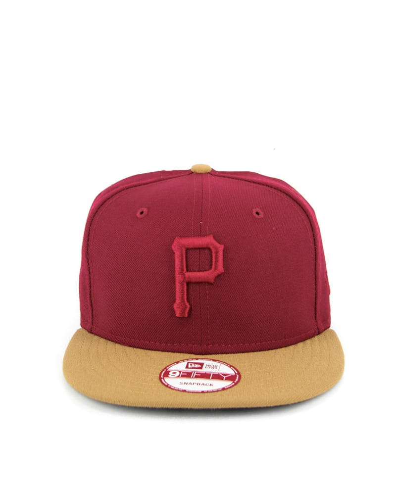 Pittsburgh Pirates Snap Cardinal/wheat