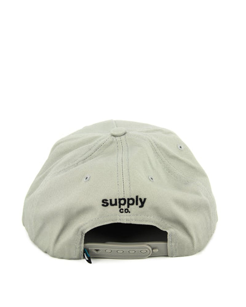 Facet Snapback Grey