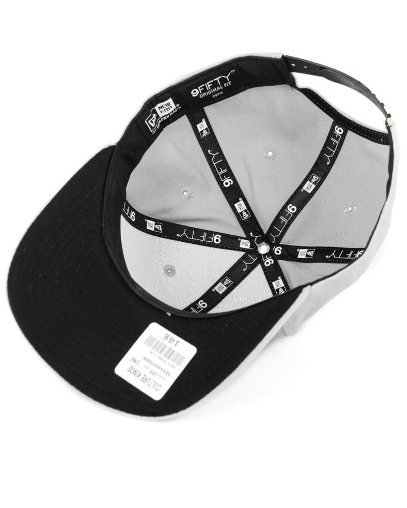 Giants Original Fit Snapback Grey/black/whit