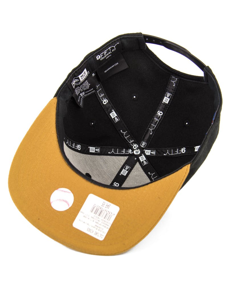 White Sox Orig. Fit Snapback Black/tan/white