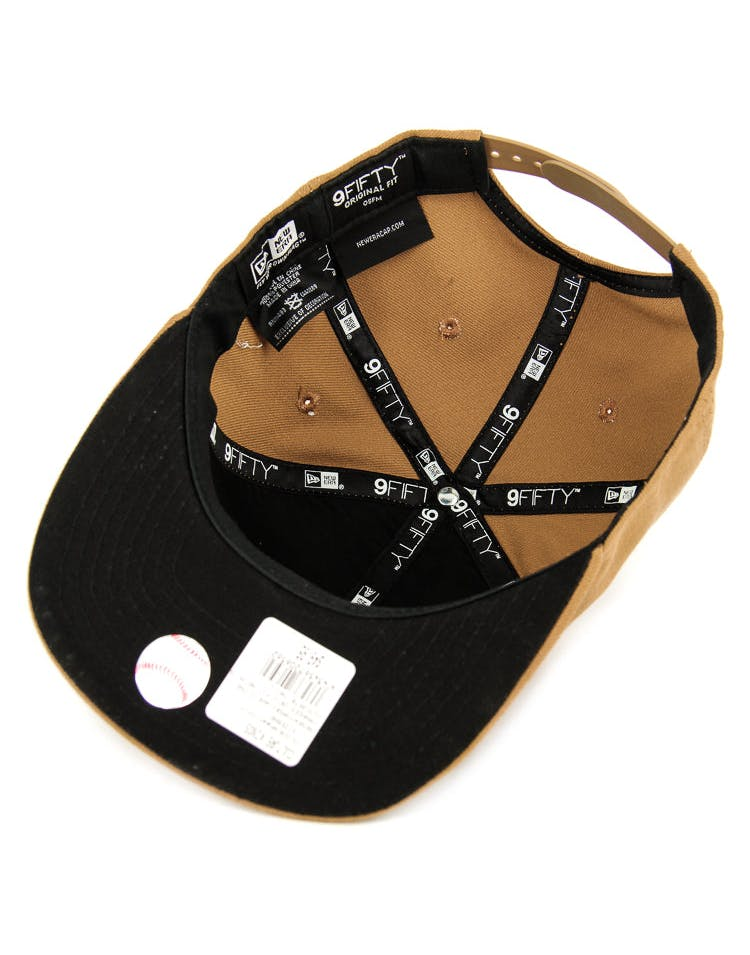 Yankees Orig.fit Metal Snapback Wheat/gold