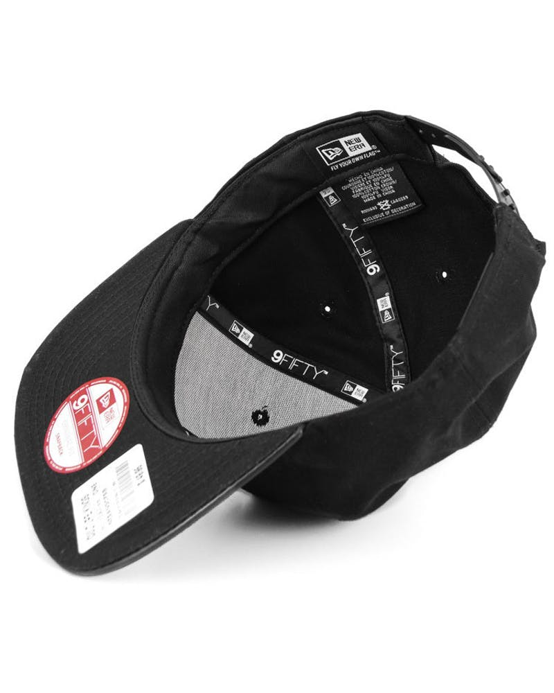 Giants Original Fit Snapback Black