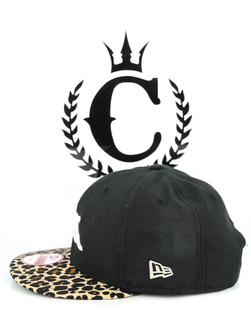 South Sydney Rabbitohs Snapback Black/leopard