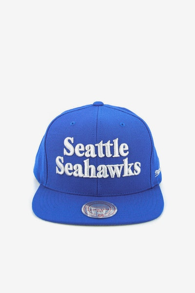 Seattle Seahawks Snapback Blue/grey