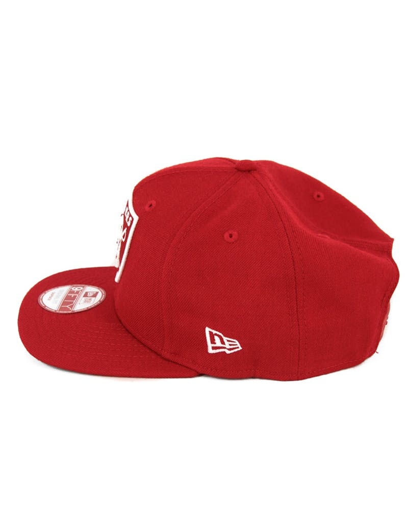 Raiders Original Fit Snapback Scarlet