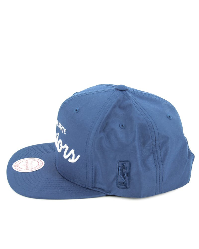 Warriors Evoc Snapback Royal