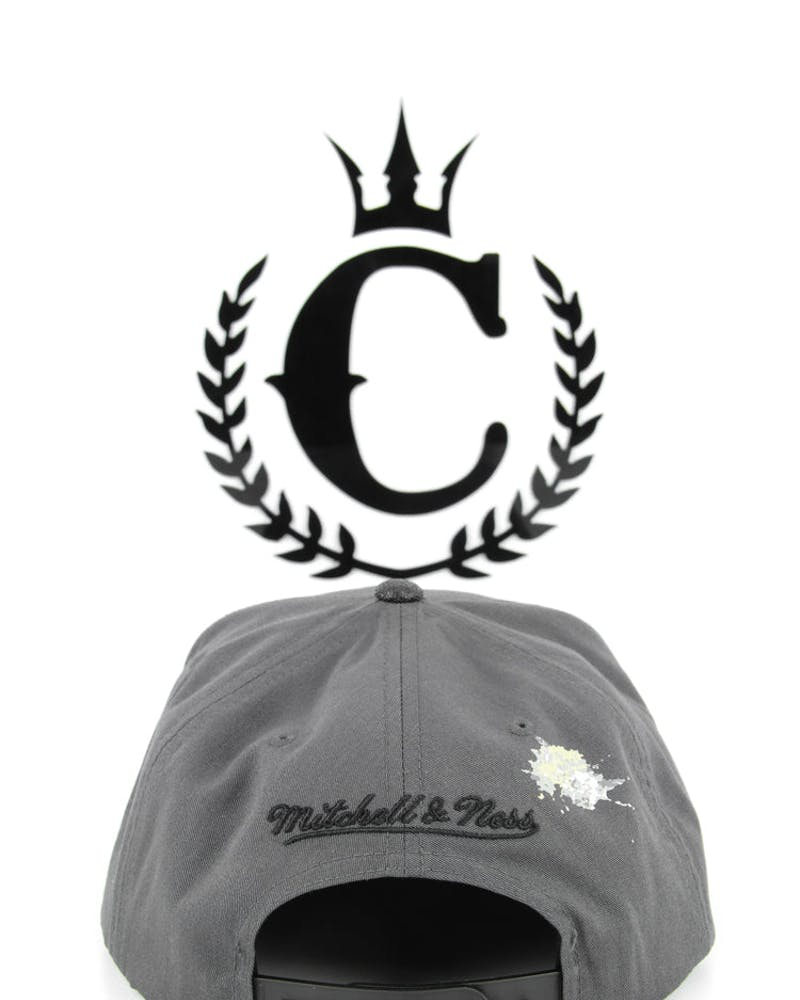 Sting Snapback Grey/black