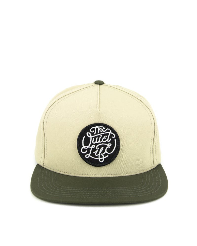 Day Logo Snapback Gold